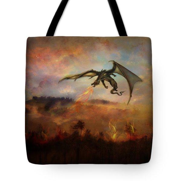 Dracarys Tote Bag