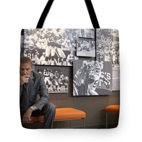 Draft Day Tote Bag