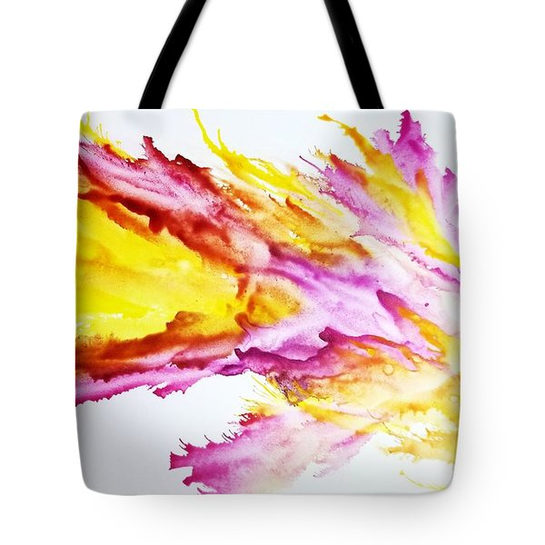 Dragon Breath Tote Bag