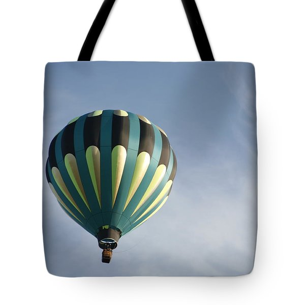 Dragon Cloud With Balloon Tote Bag by Gary Baird