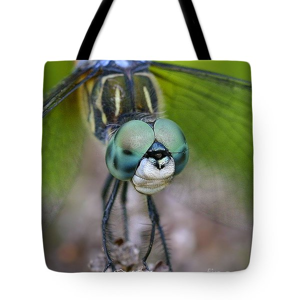 Bug-eyed Tote Bag