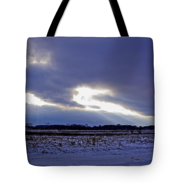 Dragon Light Tote Bag
