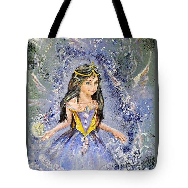 Dragon Song Tote Bag