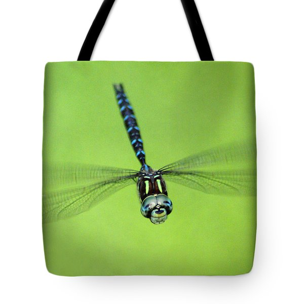 Dragonfly #1 Tote Bag by Ben Upham III