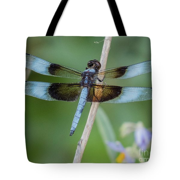 Dragonfly 12 Tote Bag