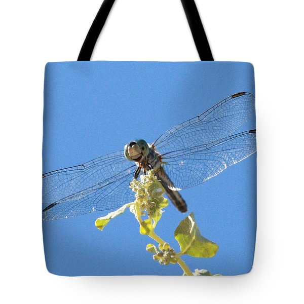 Dragonfly 2 Tote Bag