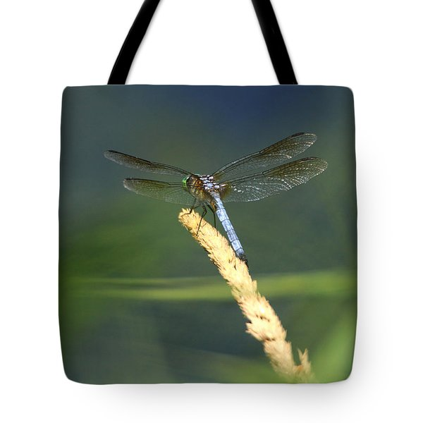 Dragonfly New York Tote Bag