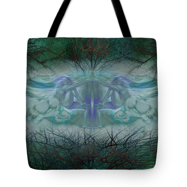 Dragonfly Tote Bag by Ragen Mendenhall