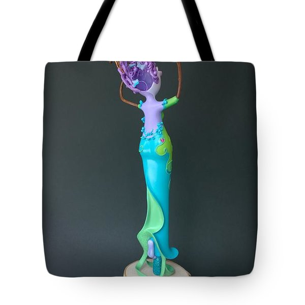 Dragonfly Will O' The Wisp Tote Bag