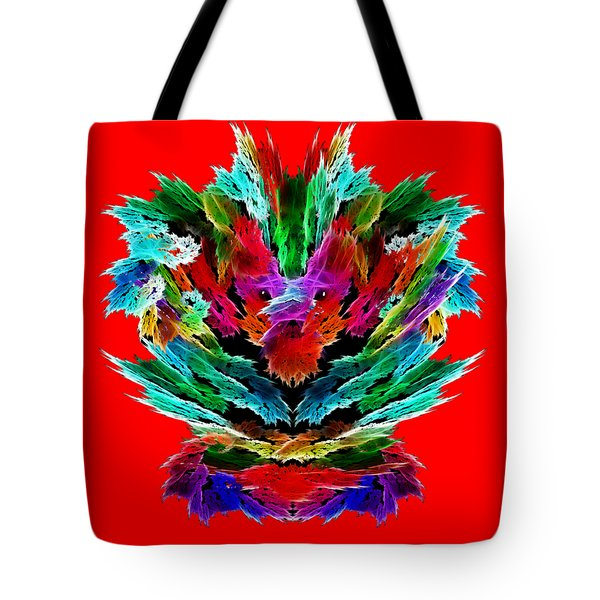 Dragon's Breath Tote Bag by Methune Hively