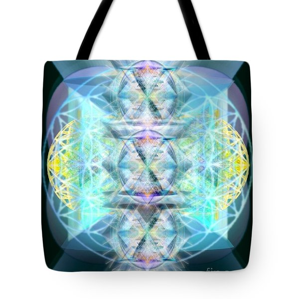 Dragon's Chalice Tote Bag
