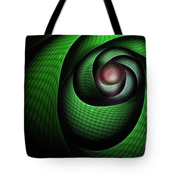 Dragons Eye Tote Bag