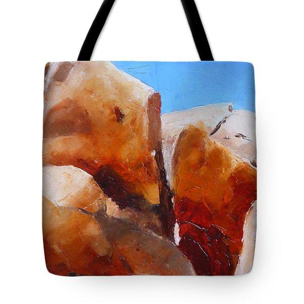 Dragoon Boulders Tote Bag