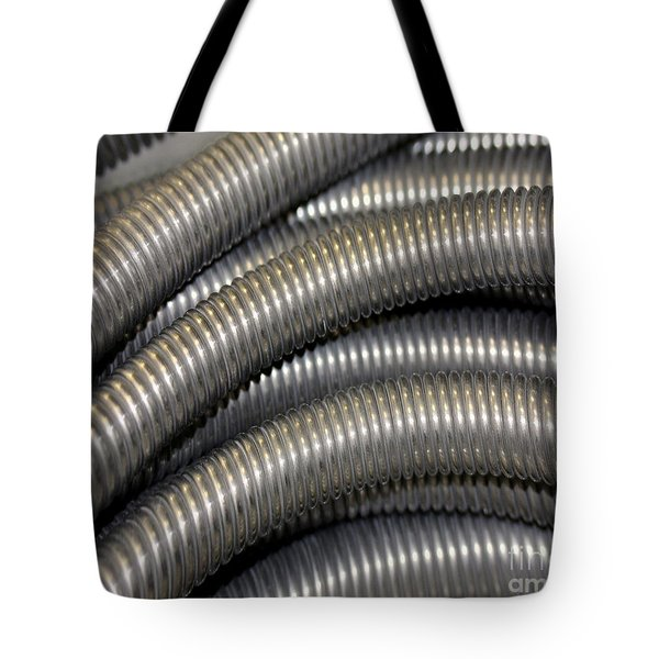 Drain Cable Tote Bag