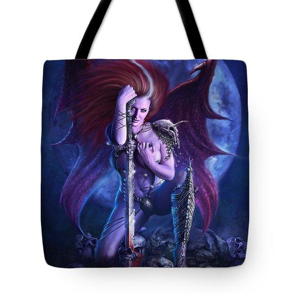 Drakaina Tote Bag