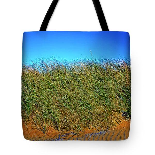 Drake's Island Beach Tote Bag