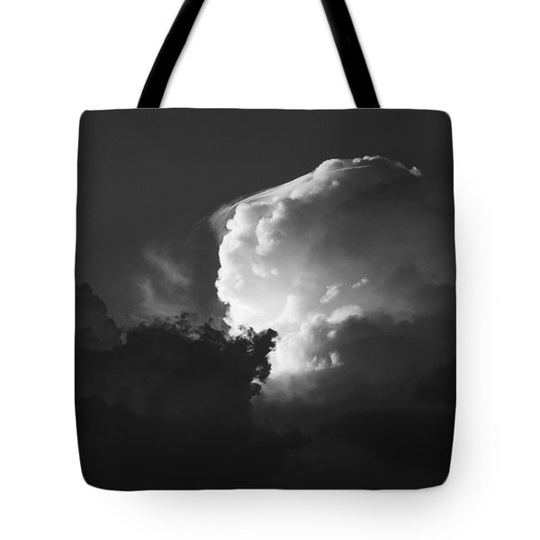 Drama In A Western Sky Tote Bag