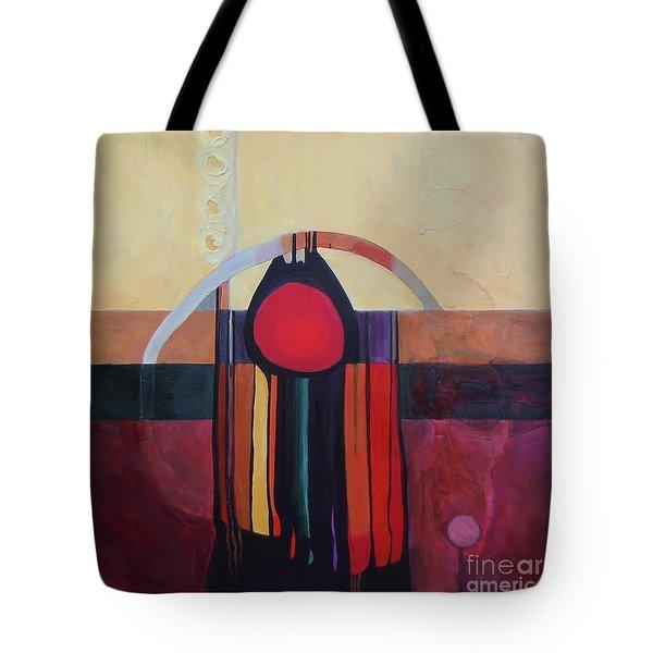Drama Resolved Tote Bag