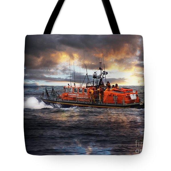 Dramatic Once More Unto The Breach  Tote Bag