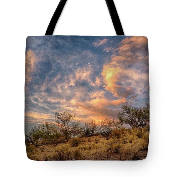 Dramatic Visions Tote Bag