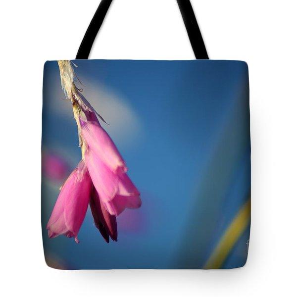 Draped Tote Bag by Sheila Ping