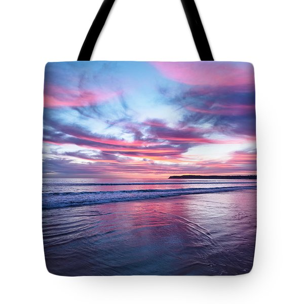 Tote Bag featuring the photograph Drapery by Dan McGeorge
