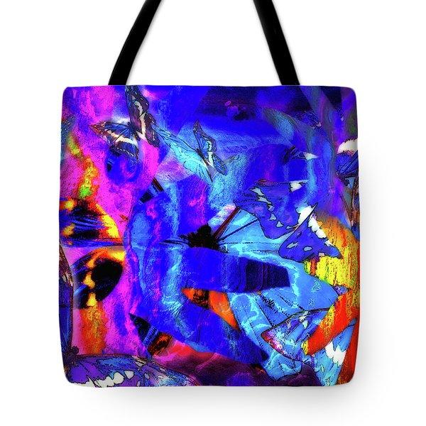 Drawn To A Dream Tote Bag