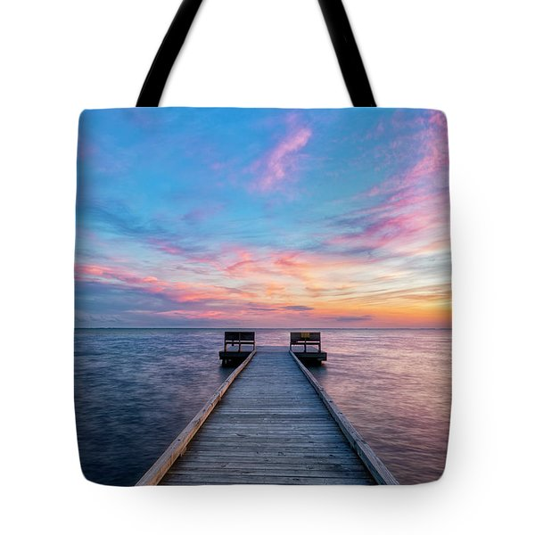 Drawn To Beauty Tote Bag