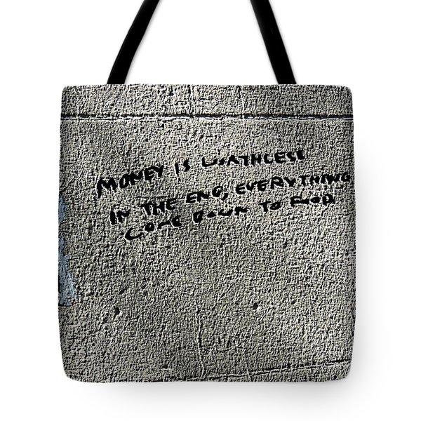 Drayton St. Prophesy Tote Bag