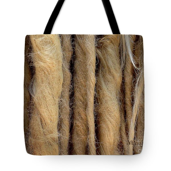 Dreads Tote Bag