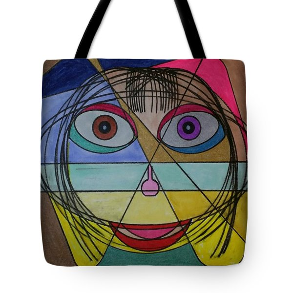Dream 108 Tote Bag