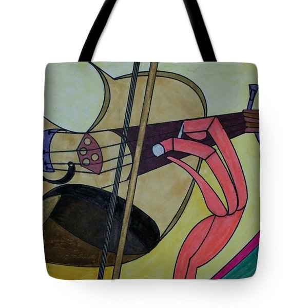 Dream 132 Tote Bag