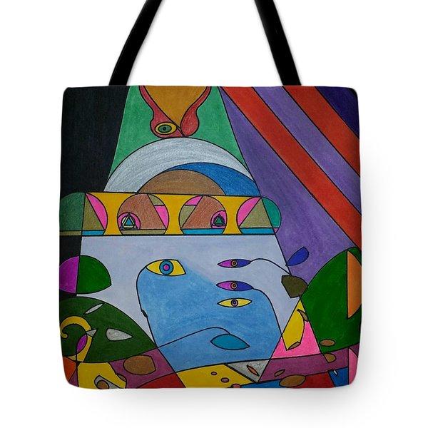 Dream 264 Tote Bag