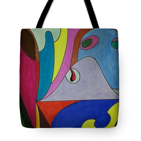 Dream 270 Tote Bag