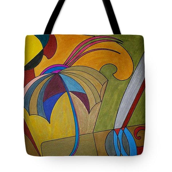 Dream 271 Tote Bag