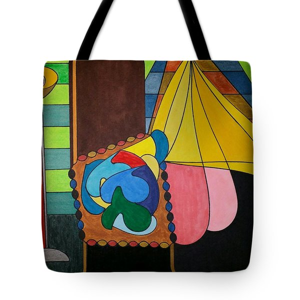 Dream 286 Tote Bag