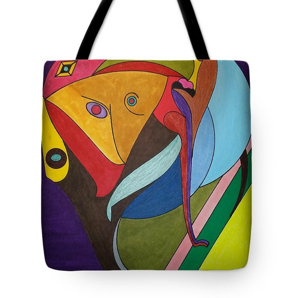 Dream 287 Tote Bag