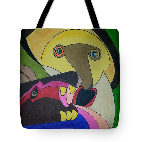 Dream 294 Tote Bag