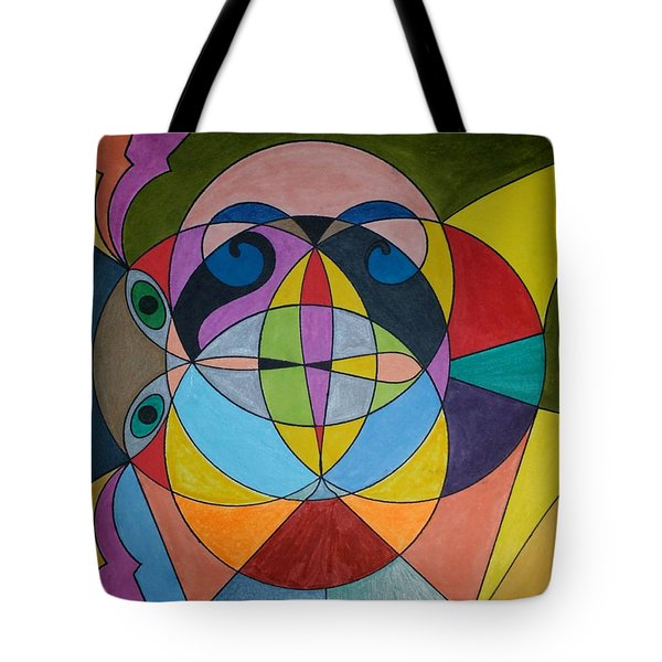 Dream 295 Tote Bag