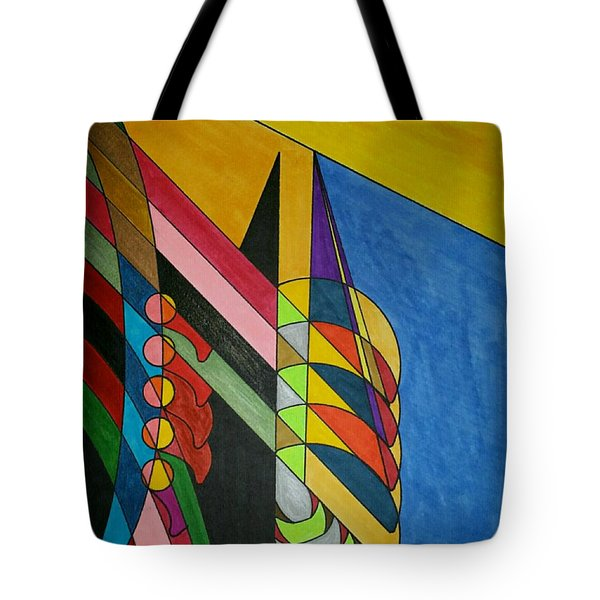Dream 296 Tote Bag
