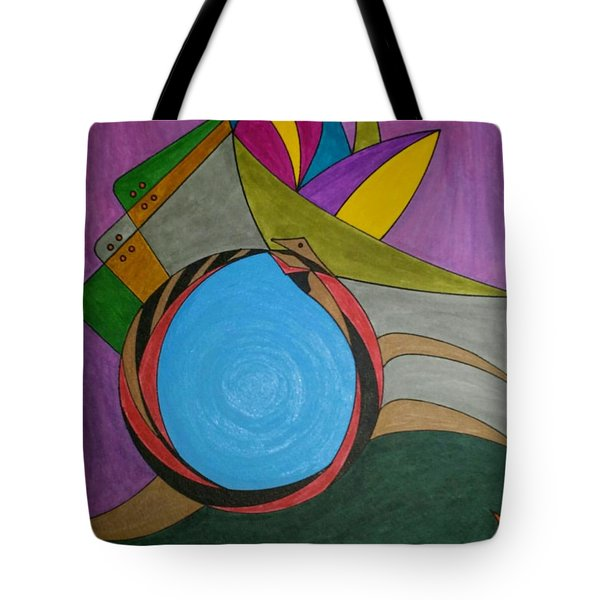 Dream 297 Tote Bag
