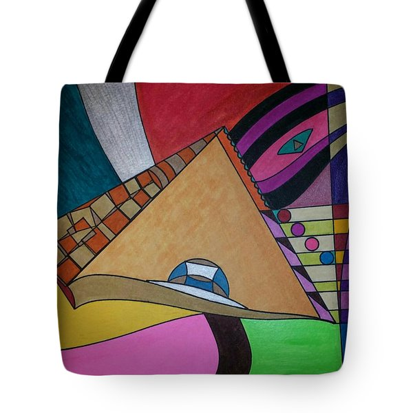 Dream 304 Tote Bag