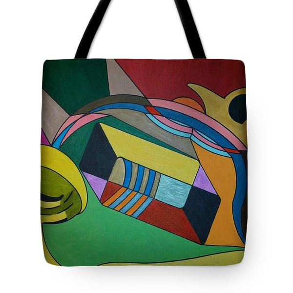 Dream 306 Tote Bag