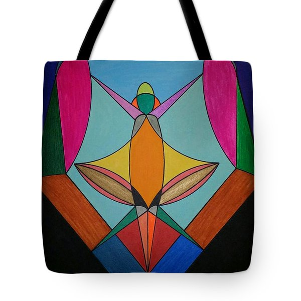 Dream 307 Tote Bag