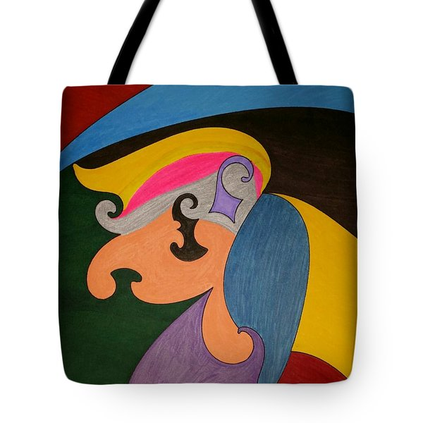 Dream 319 Tote Bag