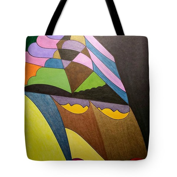 Dream 321 Tote Bag