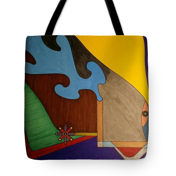 Dream 323 Tote Bag