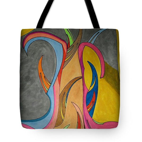 Dream 324 Tote Bag