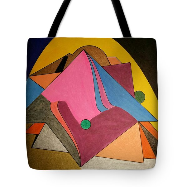 Dream 327 Tote Bag