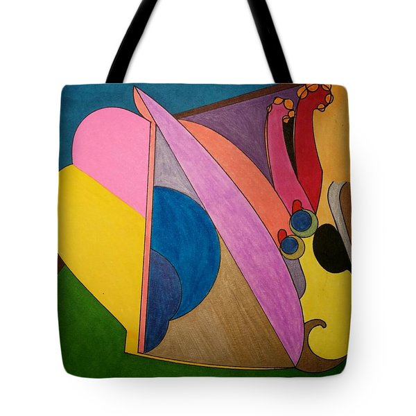 Dream 328 Tote Bag